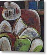 Picasso Dream For Luna Metal Print
