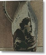 Picassos Ewer Metal Print by William Fields