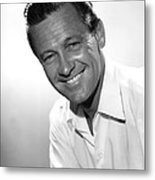 Picnic, William Holden, 1955 Metal Print by Everett
