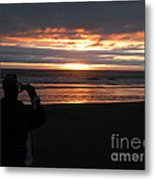 Picture Of A Picture Metal Print