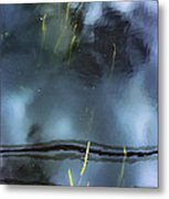 Picture Of Water Metal Print