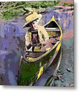 Picture Perfect Metal Print by Charles Shoup