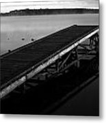 Piers Of Pleasure  Metal Print