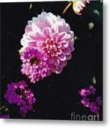 Pinkish Purplish Metal Print