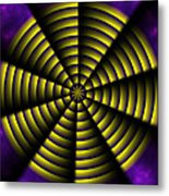 Pinwheel Metal Print by Christopher Gaston