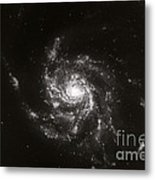 Pinwheel Galaxy, M101 Metal Print by Science Source