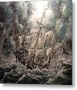 Pirate Islands 2 Metal Print