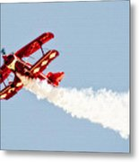 Pitts Special 3 Metal Print
