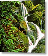 Place Of One Thousand Drips Metal Print