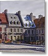 Place Royale Metal Print