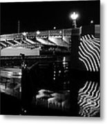 Platt Street Bridge 1926 Metal Print