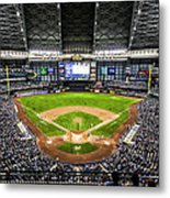 Play Ball 2012 Metal Print