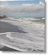 Playa Hermosa Morning Metal Print