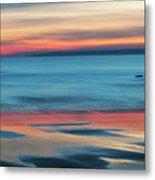 Plum Island Dawn Metal Print