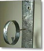 Plumb Line Metal Print