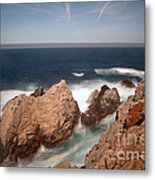 Point Lobos Number One Metal Print