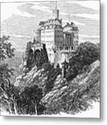 Poland: Castle Metal Print