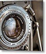 Polaroid Pathfinder Metal Print by Scott Norris