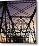 Pont Champlain - Montreal Metal Print