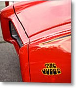 Pontiac Gto - The Judge Metal Print