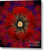 Poppies 2012 Metal Print