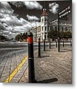Port Adelaide Metal Print