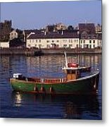 Portaferry, Strangford Lough, Ards Metal Print