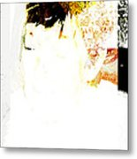 Portrait Of Tears 4 Metal Print