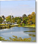 Portsmouth Nh Pnhp Metal Print