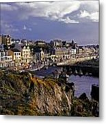 Portstewart, Co Derry, Ireland Seaside Metal Print