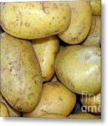 Potatoes Metal Print