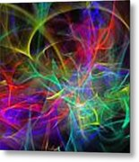Power Of The Climax 4 Metal Print