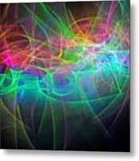 Power Of The Climax 9 Metal Print