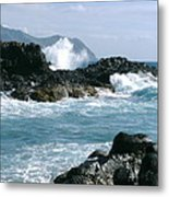 Power Of The Ocean Metal Print