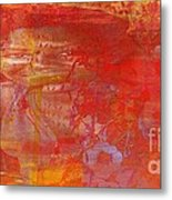 Powerless- I Watched Him Toss Her Into The Street And The Ladies Laughed Metal Print