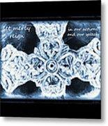 Prayer Triptych 1 Metal Print