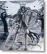 Prayer Warrior Metal Print
