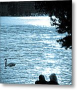 Precious Moments Metal Print by Syed Aqueel