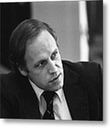 President Fords Chief Of Staff Dick Metal Print