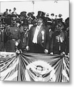 President William Howard Taft 1857-1930 Metal Print by Everett