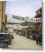 Presidential Campaign, 1936 Metal Print by Granger
