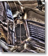 Presidential Lincoln Tail Lights Dearborn Mi Metal Print