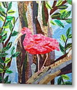 Pretty In Pink Metal Print by Charlene White
