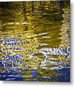 Priest Lake Reflections Metal Print