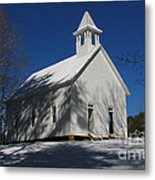 Primitive Methodist Church Metal Print