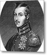 Prince Albert (1819-1861) Metal Print