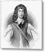 Prince Rupert (1619-1682) Metal Print