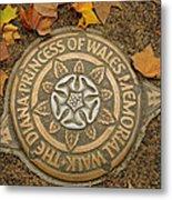 Princess Of Wales Metal Print