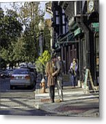 Princeton Afternoon - New Jersey Metal Print