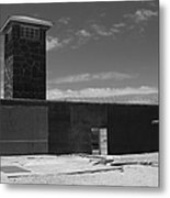 Prison Tower Metal Print